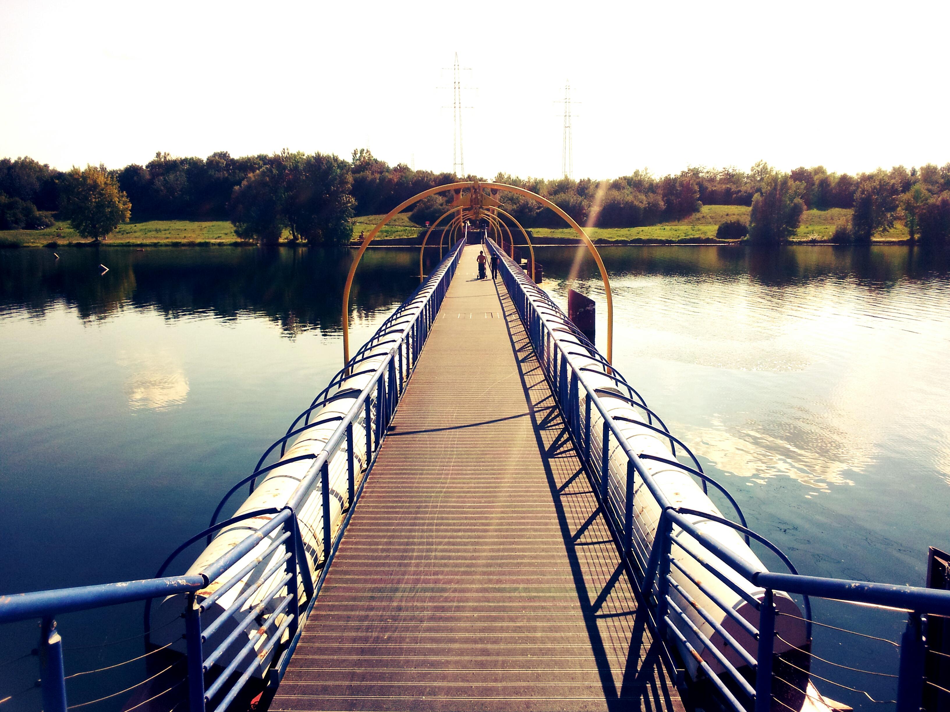 Pedestrians Bridge