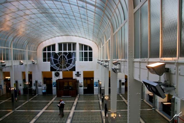 Otto Wagner, Architecture, Postsparkasse