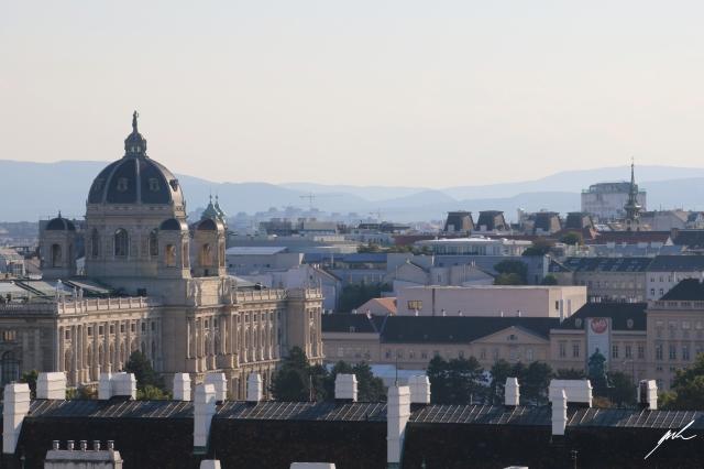 imperial, vienna, skyline